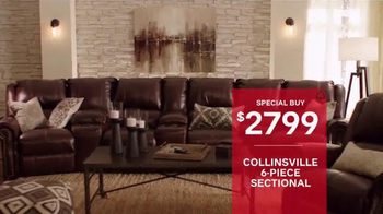 Ashley Homestore Memorial Day Sale TV Spot, 'Special Buys' - Thumbnail 7