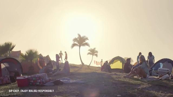 Malibu Rum TV Spot, 'A Malibu Day' Song by Major Lazer, Nyla & Fuse ODG - Thumbnail 1