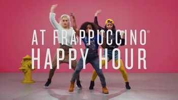 Starbucks Frappuccino Happy Hour TV Spot, 'First in Line' - Thumbnail 5