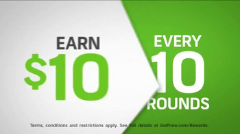 GolfNow App TV Spot, 'Get It All for Free' - Thumbnail 3