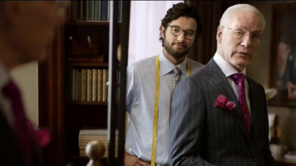 Allstate TV Commercial, 'Tailor' Featuring Tim Gunn