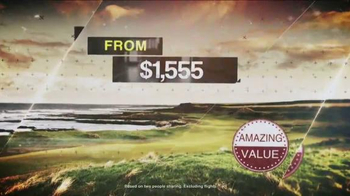 Golfbreaks.com TV Spot, 'Scotland's Hidden Gems' - Thumbnail 7