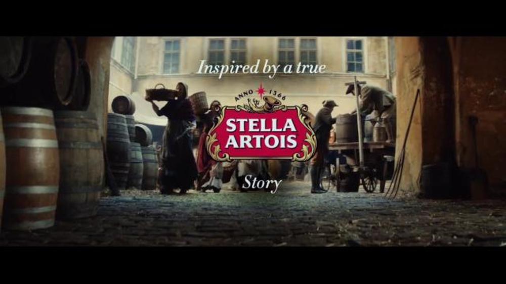 Stella Artois TV Commercial, 'Sebastian Artois Legacy'