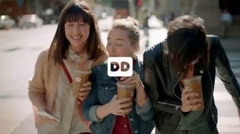 Dunkin' Donuts Iced Coffee TV Spot, 'Come Alive' - Thumbnail 1