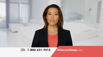 Relacore Deep Sleep TV Spot, 'Stress Related Sleep Disorder' - Thumbnail 2