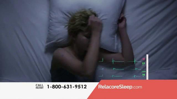 Relacore Deep Sleep TV Spot, 'Stress Related Sleep Disorder' - Thumbnail 3