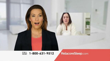 Relacore Deep Sleep TV Spot, 'Stress Related Sleep Disorder' - Thumbnail 5