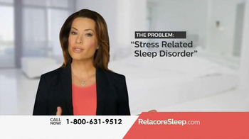 Relacore Deep Sleep TV Spot, 'Stress Related Sleep Disorder' - Thumbnail 7