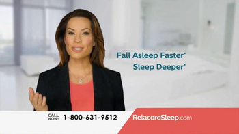 Relacore Deep Sleep TV Spot, 'Stress Related Sleep Disorder' - Thumbnail 8