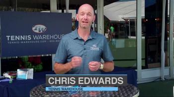Tennis Warehouse TV Spot, 'Gear Up: String Stiffness' - Thumbnail 1