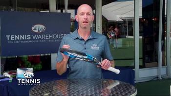 Tennis Warehouse TV Spot, 'Gear Up: String Stiffness' - Thumbnail 8
