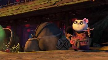 Kung Fu Panda 3 Home Entertainment TV Spot - Thumbnail 5
