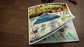 Bass Pro Shops Go Outdoors Event and Sale TV Spot, 'Sunglasses and Tent' - Thumbnail 3