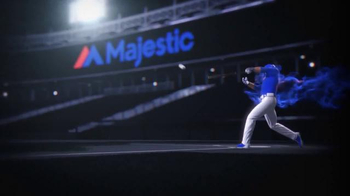 Majestic Athletic Cool Base Jersey TV Spot, 'My Team, My Colors' - Thumbnail 8