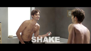 Mitchum Men's Dry Spray TV Spot, 'Shake, Spray and Go'
