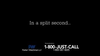 Parker Waichman TV Spot, 'Traffic Accidents' - Thumbnail 4
