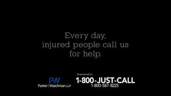 Parker Waichman TV Spot, 'Traffic Accidents' - Thumbnail 7
