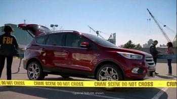 2017 Ford Escape TV Spot, 'NBC: Plus One' Featuring Ashley Johnson - Thumbnail 2