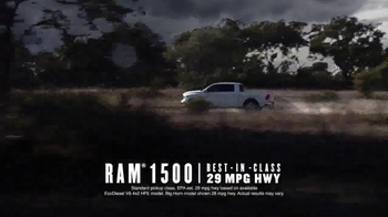 Ram Memorial Day Sales Event TV Spot, 'Leadership: Ram 1500' - Thumbnail 5