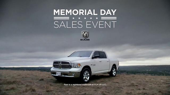 Ram Memorial Day Sales Event TV Spot, 'Leadership: Ram 1500' - Thumbnail 8