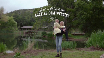 Jordan & Chelsea's Booking.com Wedding: Mountain Lady thumbnail