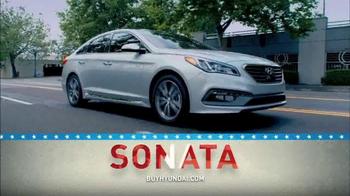 Hyundai America's Best Memorial Day Sales Event TV Spot, 'Elantra & Sonata' - Thumbnail 3