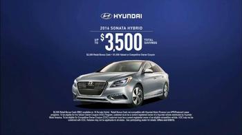 Hyundai America's Best Memorial Day Sales Event TV Spot, 'Elantra & Sonata' - Thumbnail 6