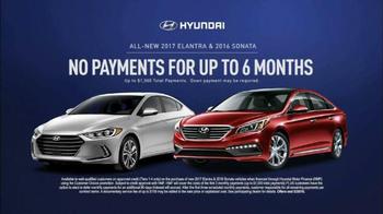 Hyundai America's Best Memorial Day Sales Event TV Spot, 'Elantra & Sonata' - Thumbnail 7