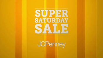 JCPenney Super Saturday Sale TV Spot, 'Summer Ready' - Thumbnail 1