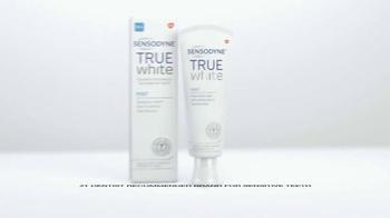 Sensodyne True White TV Spot, 'What Makes True White Different?' - Thumbnail 10