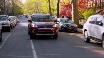 2017 Ford Escape TV Spot, 'Spy Movie' Featuring Mozhan Marno - Thumbnail 1