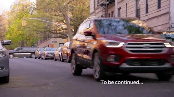 2017 Ford Escape TV Spot, 'Spy Movie' Featuring Mozhan Marno - Thumbnail 10