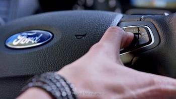 2017 Ford Escape TV Spot, 'Spy Movie' Featuring Mozhan Marno - Thumbnail 2