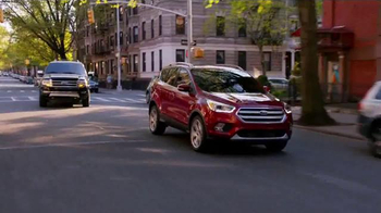 2017 Ford Escape TV Spot, 'Spy Movie' Featuring Mozhan Marno - Thumbnail 6