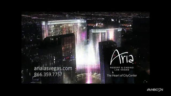 Aria Hotel and Casino TV Spot, 'Distinctive New Concepts' - Thumbnail 7