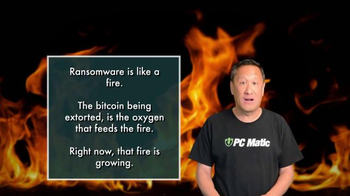 PCMatic.com TV Spot, 'Ransomware: The Real Threat' - 28 commercial airings