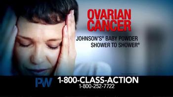Parker Waichman TV Spot, 'Ovarian Cancer'