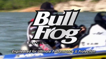 BullFrog Land Sport Sunscreen TV Spot, 'The Heat' Featuring Jason Christie - Thumbnail 9