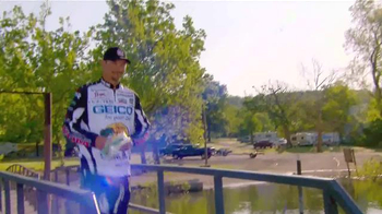 BullFrog Land Sport Sunscreen TV Spot, 'The Heat' Featuring Jason Christie - Thumbnail 3