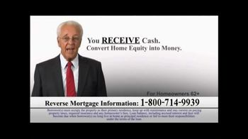 National Media Connection TV Spot, 'Reverse Mortgage'