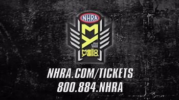 NHRA TV Spot, 'Kansas, New England and Summer Nationals' - Thumbnail 10