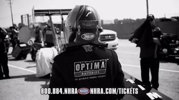 NHRA TV Spot, 'Kansas, New England and Summer Nationals' - Thumbnail 2