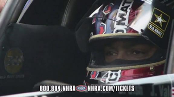 NHRA TV Spot, 'Kansas, New England and Summer Nationals' - 6 commercial airings