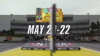 NHRA TV Spot, 'Kansas, New England and Summer Nationals' - Thumbnail 5