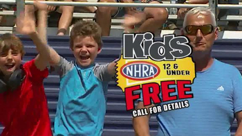 NHRA TV Spot, 'Kansas, New England and Summer Nationals' - Thumbnail 9