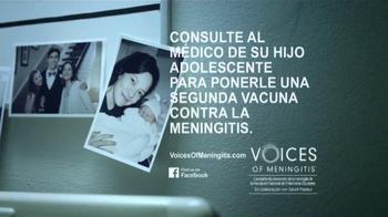 Voices of Meningitis TV Spot, 'Proteger a su hijo' [Spanish] - Thumbnail 10