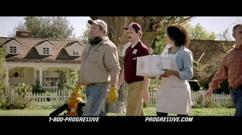 Progressive TV Spot, 'Heroes' - 14950 commercial airings