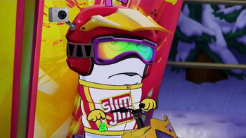 Slim Jim TV Spot, 'Adult Swim: Snowmobile' - Thumbnail 7