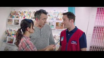 HGTV HOME by Sherwin-Williams Color Collection TV Spot, 'Easy Decisions'