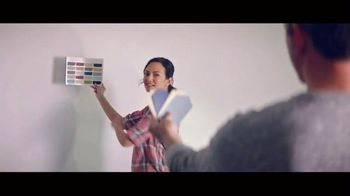 HGTV HOME by Sherwin-Williams Color Collection TV Spot, 'Easy Decisions' - Thumbnail 3